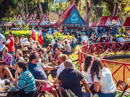 Bauernfest, a Festa do Colono Alemão, ocorre em Petrópolis de 14 a 30 de junho de 2019