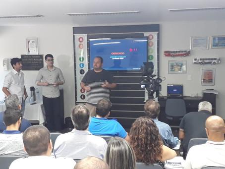 Grupo Salineira lança novo site e participação no app Moovit em evento para a imprensa