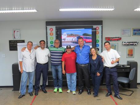 Promoção de carreira: Motorista Micro para Motorista