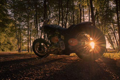 photographie harley davidson chalons en champagne