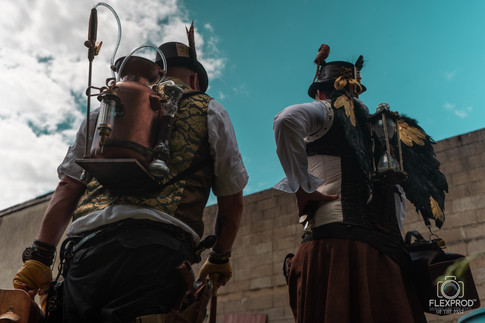 photographie steampunk cosplay a chalons en champagne marne