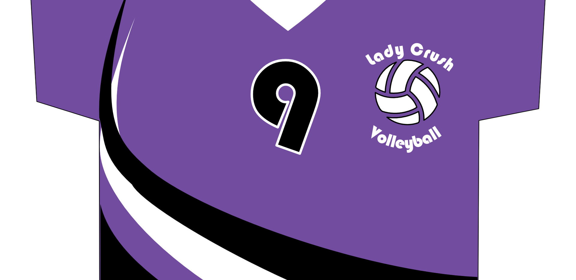 Volleyball Jersey Rally Towel