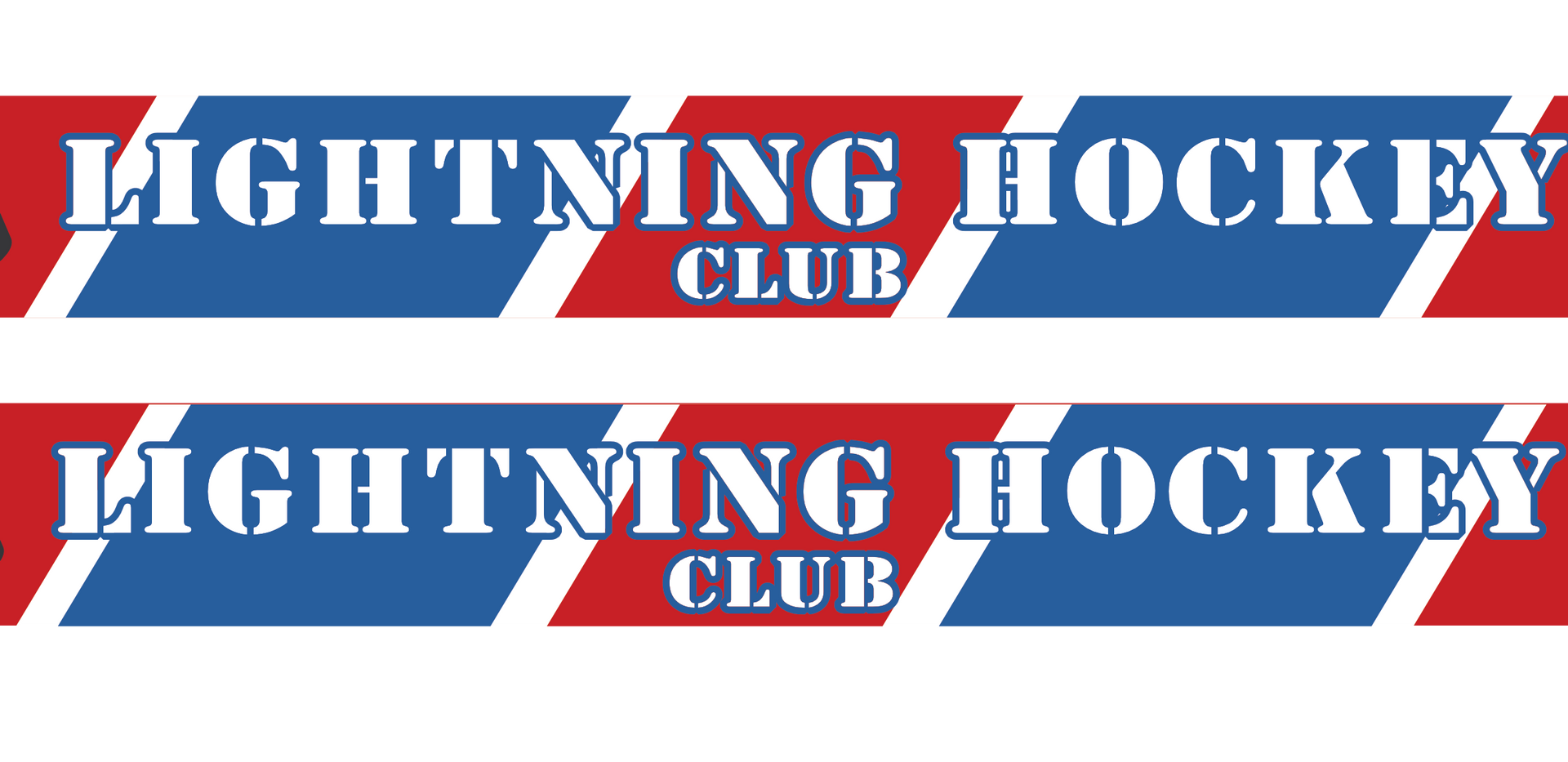 Youth Hockey Club Scarf