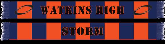 Custom High School Scarves