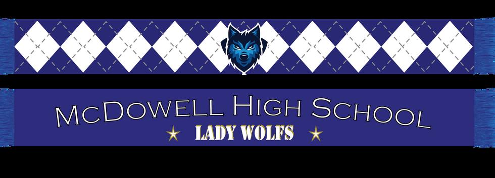 High School Scarves