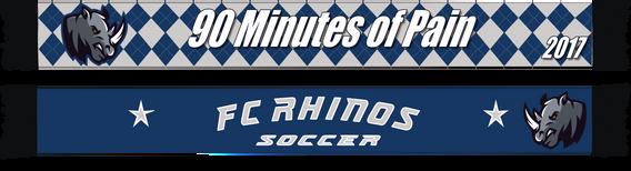 Club Soccer Scarves