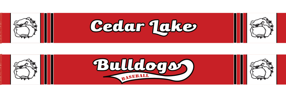 Baseball Team Scarves