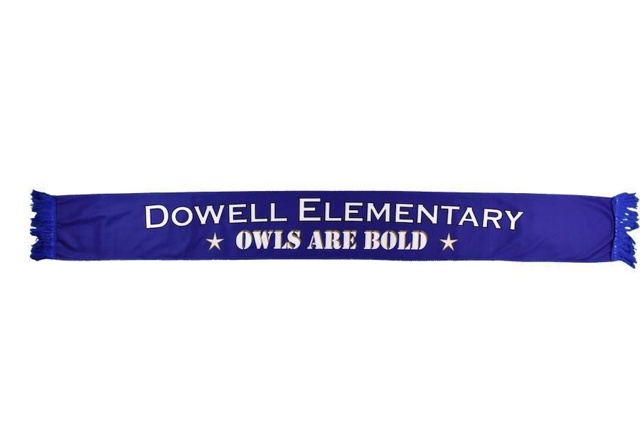 Elementary School Scarves