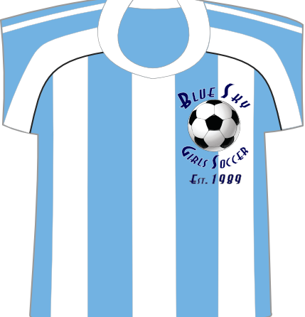 Soccer Jersey Rally Towels