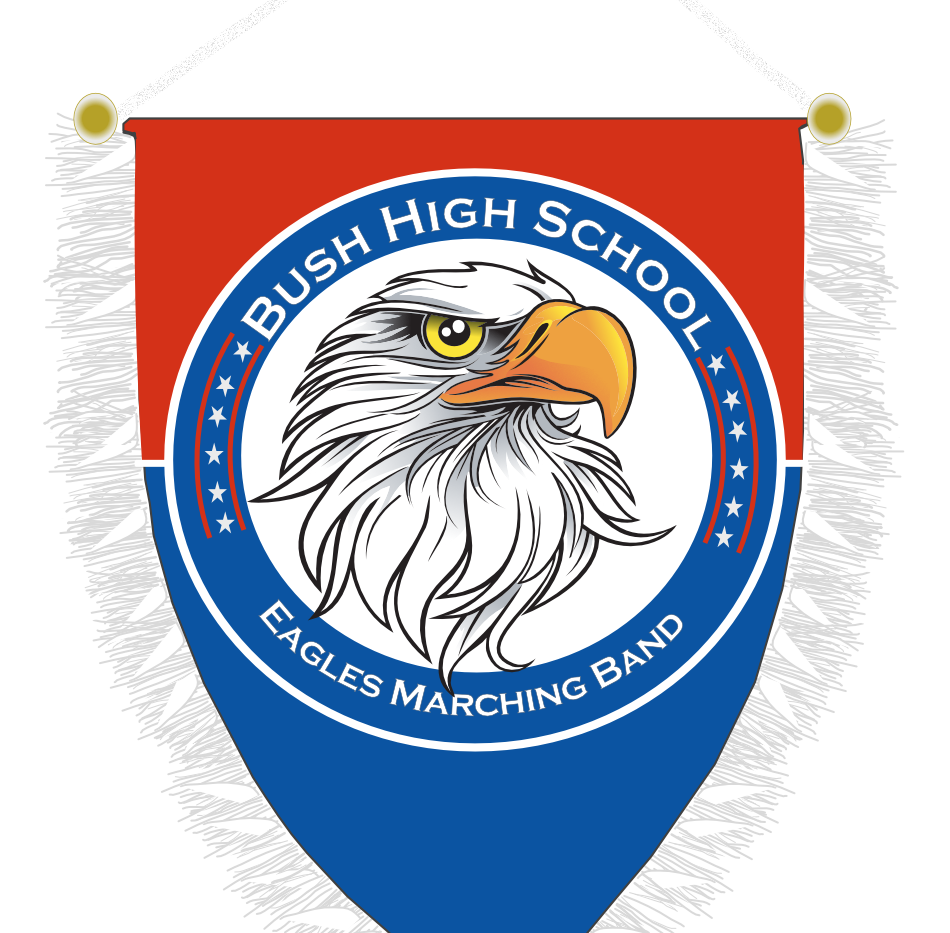 Marching Band Pennant