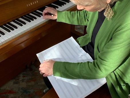 A Powerful Perspective on Your Piano Playing-Composition Unlocks the Door