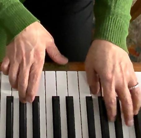 Piano Lessonswith Diana Mascari