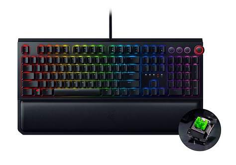 Razer BlackWidow Elite Gaming Chroma Green Switch