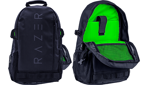 """15,6"""" תיק גב למחשב נייד Razer Rogue V2"""