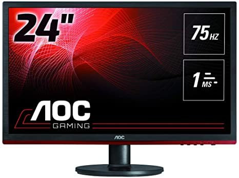 AOC G2460VQ6 מסך מחשב גיימינג