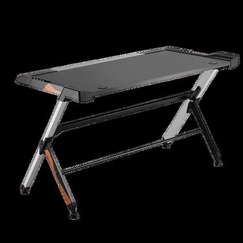 LUMI GMD01-1 שולחן גיימינג מקצועי עם תאורה