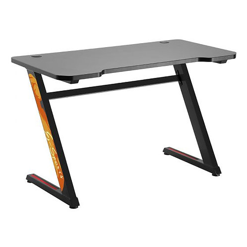 LUMI GMD02-1 שולחן גיימינג מקצועי בשחור