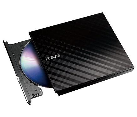 צורב DVD חיצוני ASUS Slim X8 SDRW08D2SU