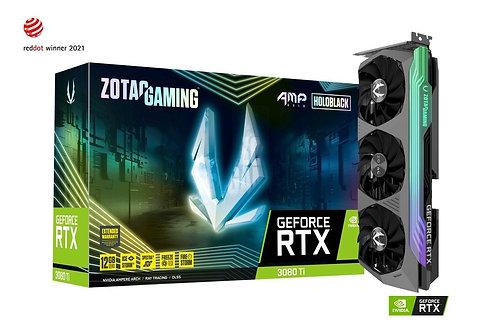 ZOTAC GAMING GeForce RTX 3080 Ti HOLOBLACK 12GB