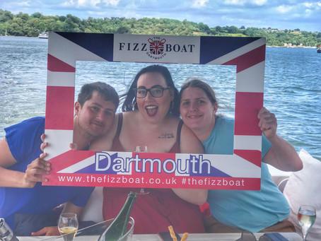 Winner Winner Fizz Boat Dinner!