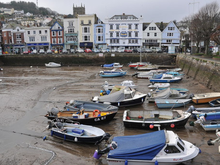 The Changing Face Of The River Dart