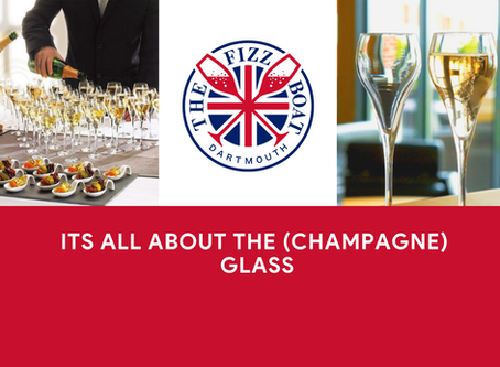 It's all about the (Champange) Glass