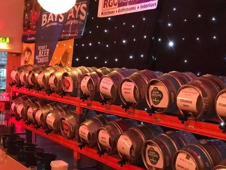 Our First Beer Festival In Dartmouth