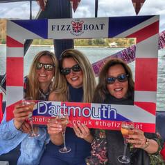40th Birthday on board the fizz boat