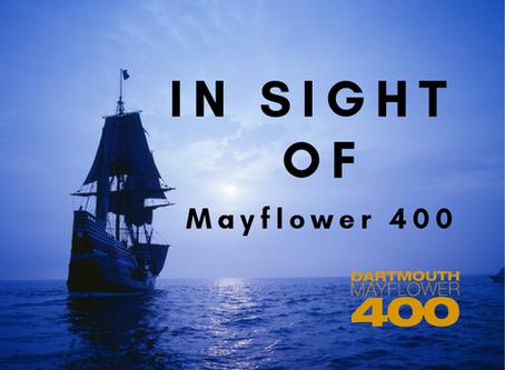 In Sight Of Mayflower 400