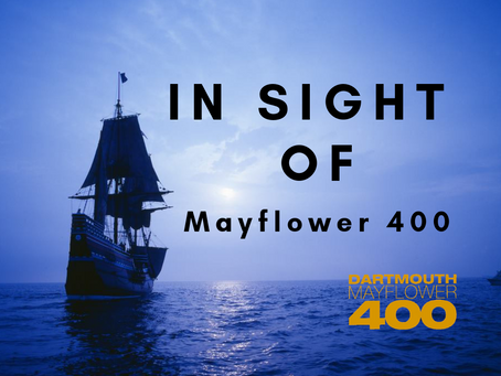 In Sight Of Mayflower 400