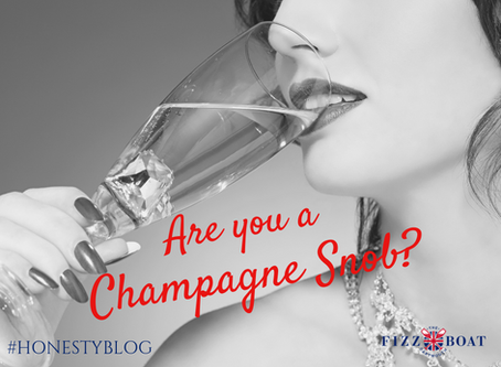 Are you a Champagne Snob?