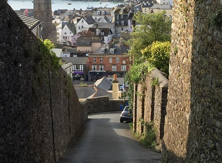 The Road To Dartmouth