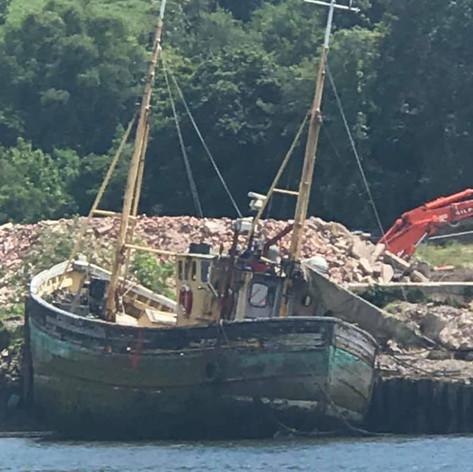 Dartmouth Wreck