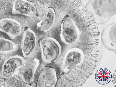 Why We Think Oysters and Champagne Go So Well Together!