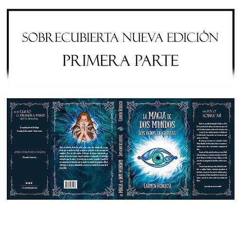 Sobrecubiertas Nueva edición Primera y Segunda parte
