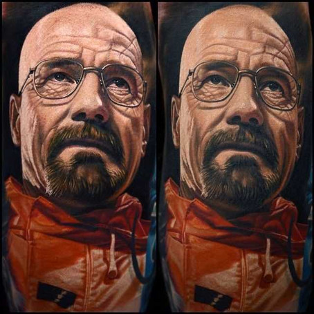 Hyperrealism: A Great Tattoo vs a Great Photograph