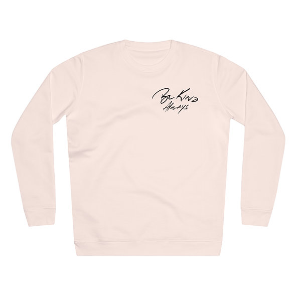 Memphis Mori | BE KIND crewneck