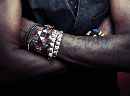 Tattoos on Dark Skin: Racism V. Art