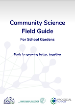 TitlePage Community Science Field guide