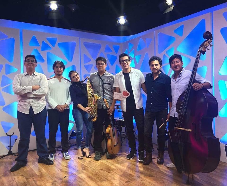 Tate klezmer band en Tlaxcala TV