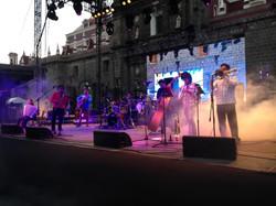 Festival Internacional 5 de Mayo - Tate klezmer band