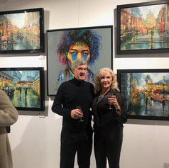 Openning of the Brunswick Gallery