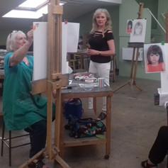 My Workshop in Stratford-upon-Avon