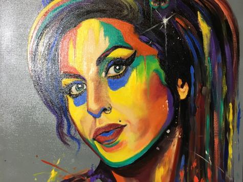 Emmy Winehouse by Eva Bazhenova