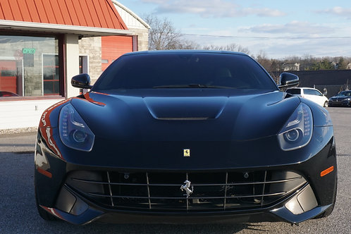 2013 Ferrari F12berlinetta