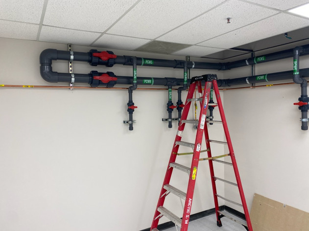 PCW Piping
