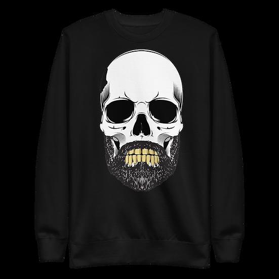 Unisex Fleece Pullover - skull