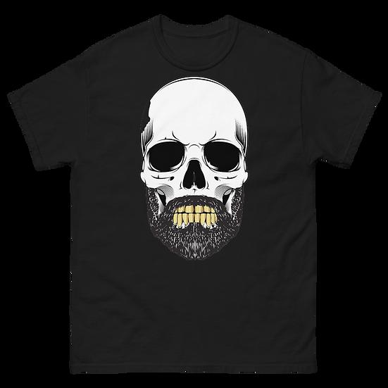 Men's heavyweight tee - Skull