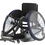 Útočný vozík pro rugby tělesně postižených