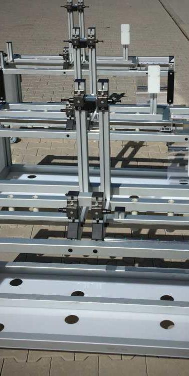 Montážní vozíky do výroby